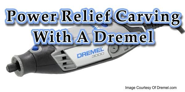 I get asked a lot if it is possible to use dremel