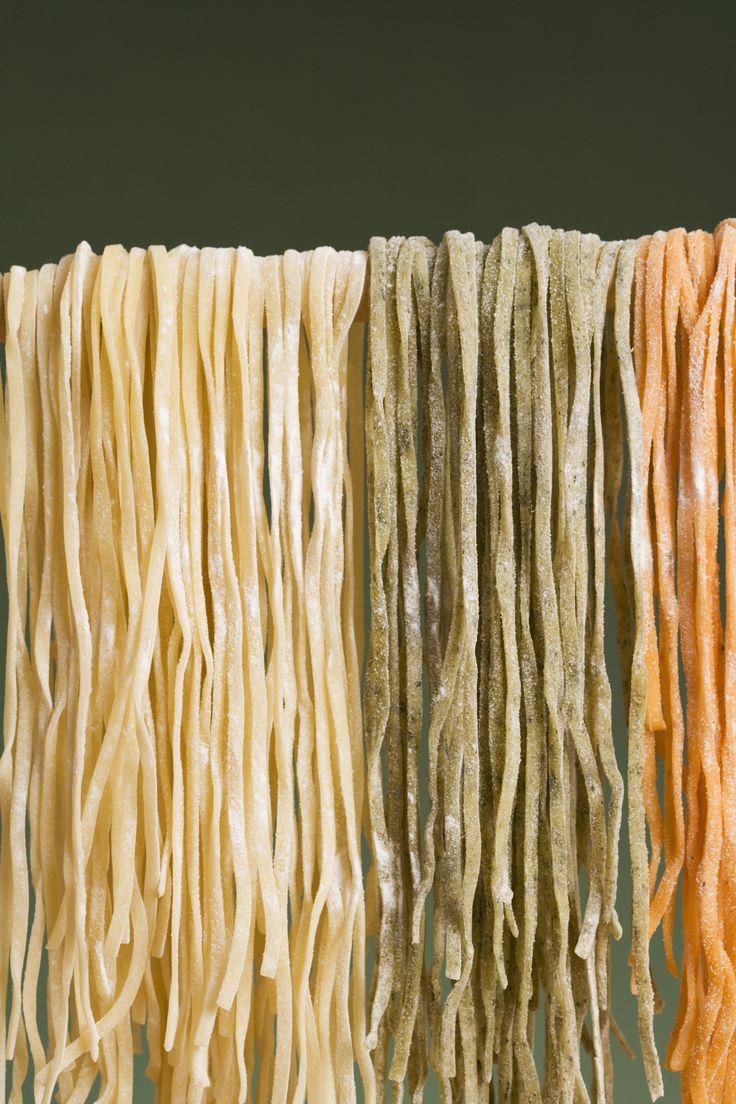 Secretos para secar la pasta