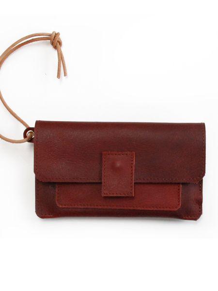 Leren Iphone 6 wallet van Label 3 | leather bags & accessories op DaWanda.com
