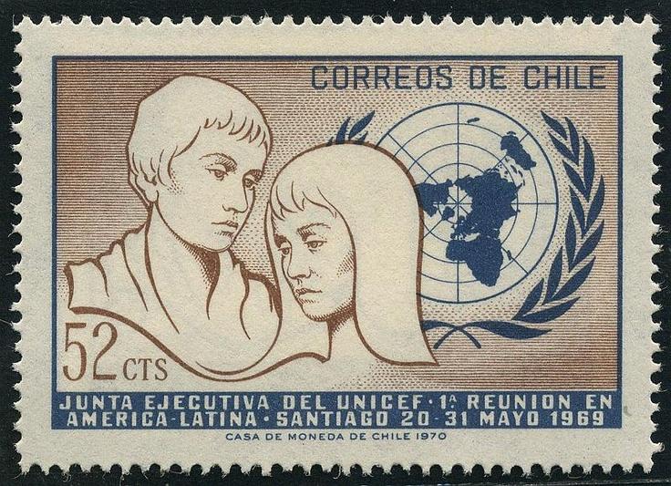 Unicef - Primera reunión en Latinoamérica: Chile