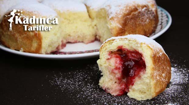 Reçelli Tatlı Ekmek-Buchteln Tarifi nasıl yapılır? Reçelli Tatlı Ekmek-Buchteln Tarifi'nin malzemeleri, resimli anlatımı ve yapılışı için tıklayın. Yazar: Sümeyra Temel