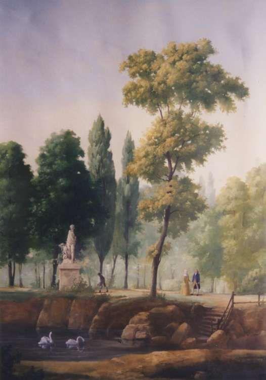 162 Best Trompe L Oeil Images On Pinterest Murals Wall