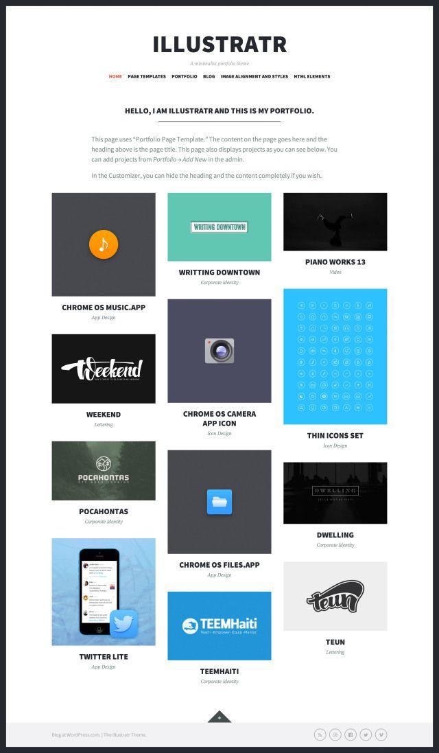Mejores 72 imágenes de Mis temas favoritos de Wordpress en Pinterest ...