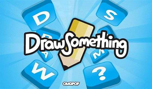 Draw Something, Free Games, OMGPOP, Pictionary, Review, Words With Friends