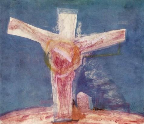 Kondor, Béla (1931-1972)  Christ
