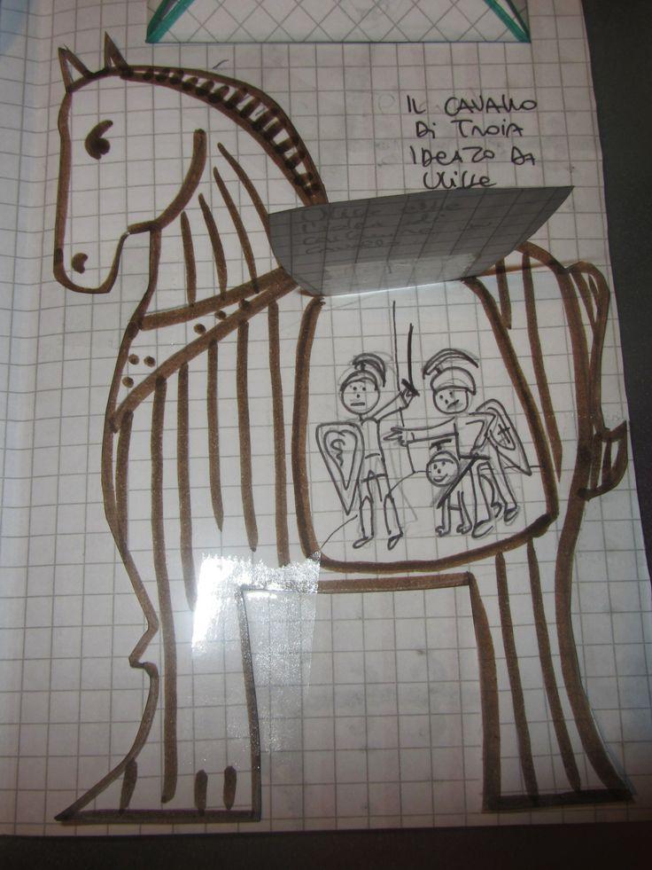 bozza cavallo interno