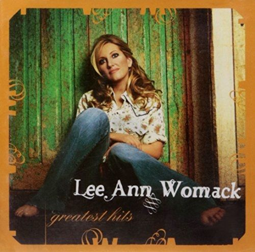 Lee Ann Womack Greatest Hits cover art