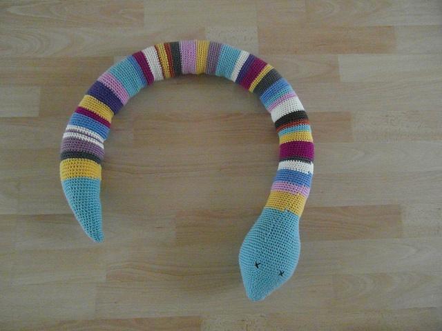 Ravelry: Crochet Snake pattern by Spotlight