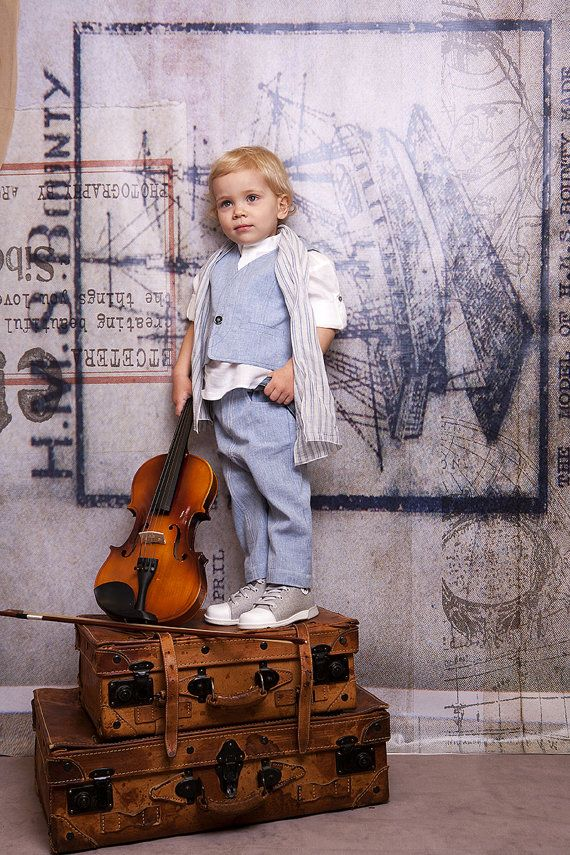 DOLCE bambini Christening Suit Sty.No 143-3 by StyledByAlexandros