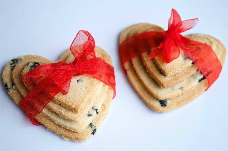 Love Heart Biscuits - In The Playroom