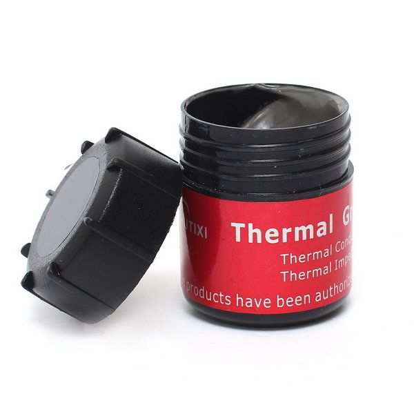1PC Compound Heatsink Thermal Grease Tin 20g For PC CPU Radiator Cooling