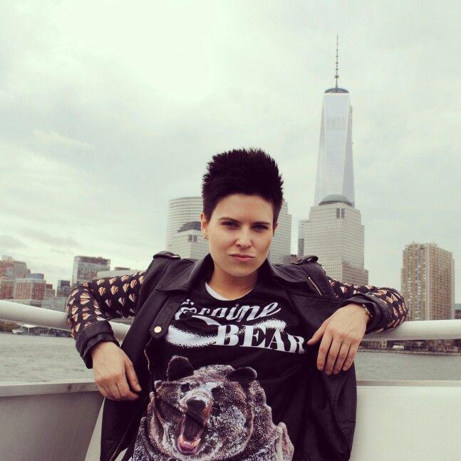 New York City w New York sweatshirt Brzozowska Fashion: www.brzozowskafashion.com #sweatshirt #bluza #streetwear #polskistreetwear