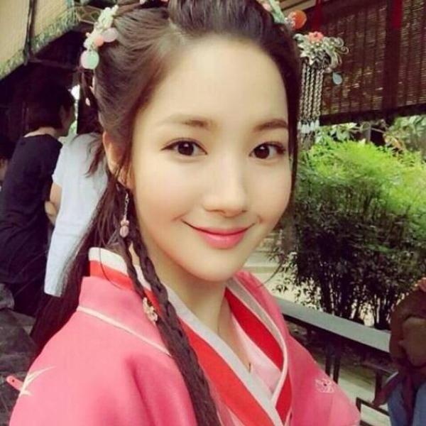 Boys Over Flowers Park Sun Ja: Xie Yu Fei In Braveness Of The Ming