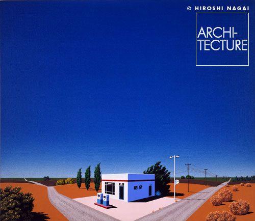 Hiroshi Nagai / 永井博: http://hwbb.gyao.ne.jp/mochips-pg/ https://twitter.com/hiroshipj 1: Kaze no Nōtam / 風のノータム : Notam of Wind (PS1 - 1997) 2: Eiichi Otaki - A long vacation (1981). One of the most...
