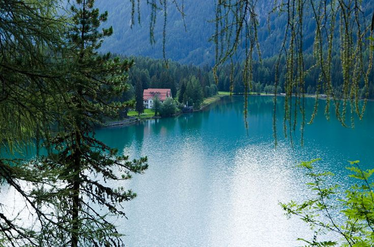 Der Antholzer See