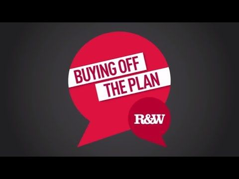 Buying off the plan - YouTube