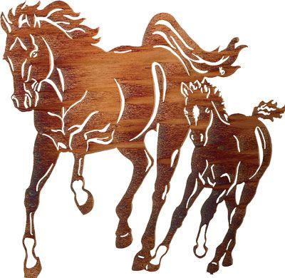 Mother and Child Wild Horse Art - http://www.onmywantlist.amnottheonlyone.com/mother-and-child-wild-horse-art/