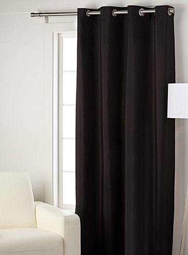 17 meilleures id es propos de rideaux rayures horizontales sur pinterest rideaux rayures. Black Bedroom Furniture Sets. Home Design Ideas