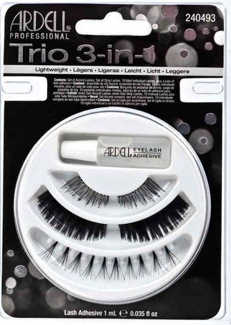 Luxe Beauty Supply - Ardell Lash Trio 3-in-1, $7.99 (http://www.lhboutique.com/ardell-lash-trio-3-in-1/)