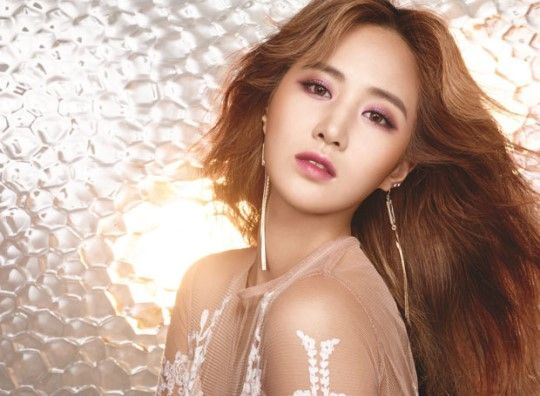 Girls' Generation's Yuri, Jessi, & Uhm Jung Hwa are Urban Decay's Fall Muses! | Koogle TV