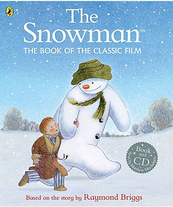 The Snowman - Book Of The Film with CD