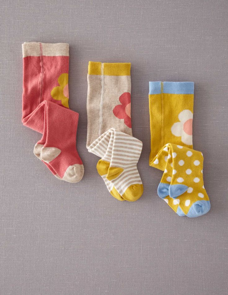 3 Pack Tights 78083 Dresses at Boden