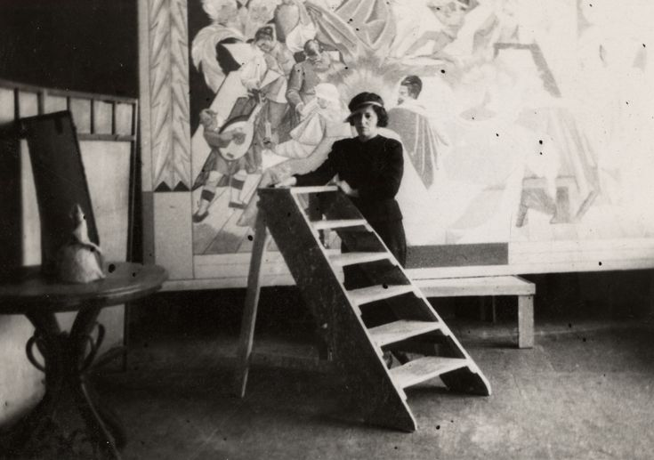Zofia Stryjeńska, 1939 rok