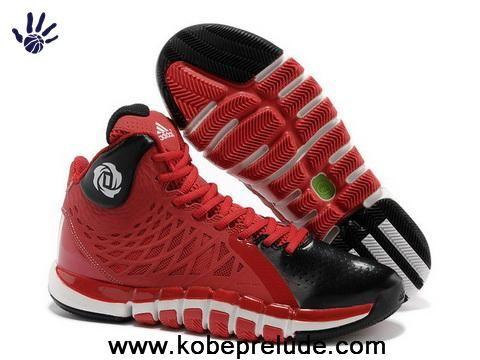 75f6ae7992111b Adidas Derrick Rose 773 II University Red White Q33234 Sale ...