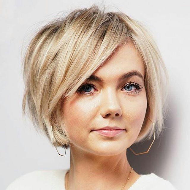 43++ Kurze frisur blond inspiration