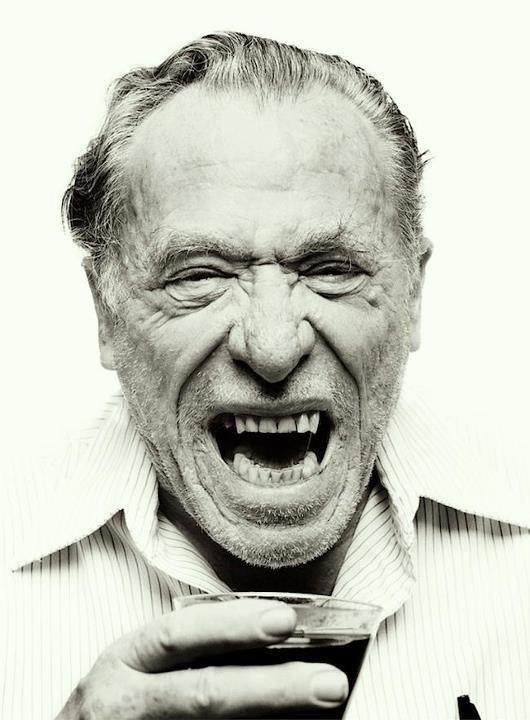 Bukowski with Wine.