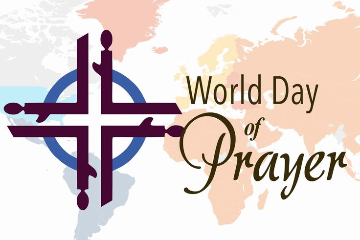Wishing all of you Happy World Day of Prayer 2017.