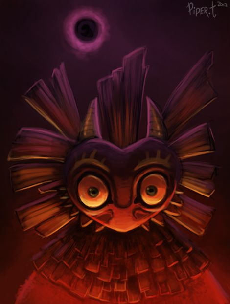 Majora S Mask Skull Kid Fairy Theme