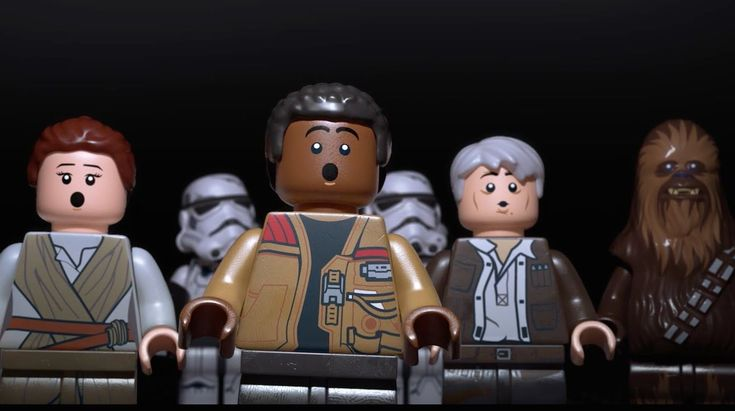 LEGO Star Wars: The Force Awakens First DLC Level Pack Features a Previously Untold Story.