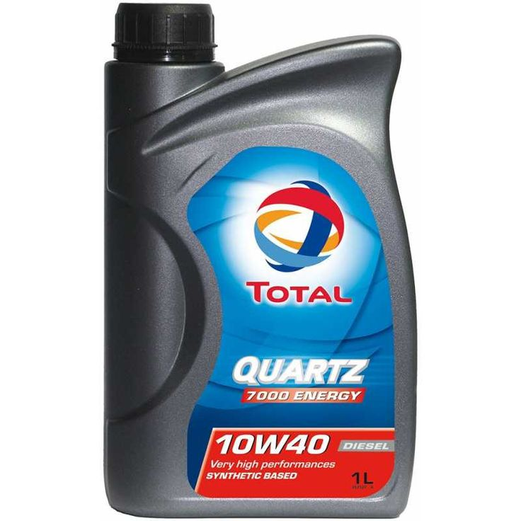 TOTAL QUARTZ 7000 DIESEL 10W40 1L е полусинтетично моторно масло с подобрена…