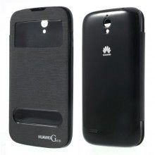 Forro Book Huawei Ascend G610 Sview Cover Negra $ 29.100,00