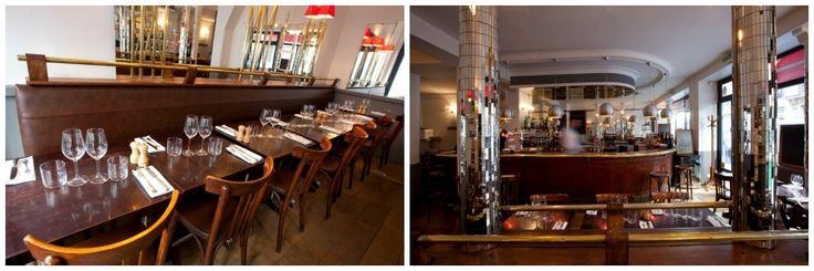 Le Pantruche - 3, rue Victor Massé - 75009 Paris. Au coeur de Pigalle, nous voici au Pantruche, un néobistrot vivant offrant une cuisine sophistiquée et un menu intéressant (17€ déjeuner (plat-dessert), 34€ dîner (entrée-plat-dessert). Leur incontournable soufflé au Grand Marnier est à tester.