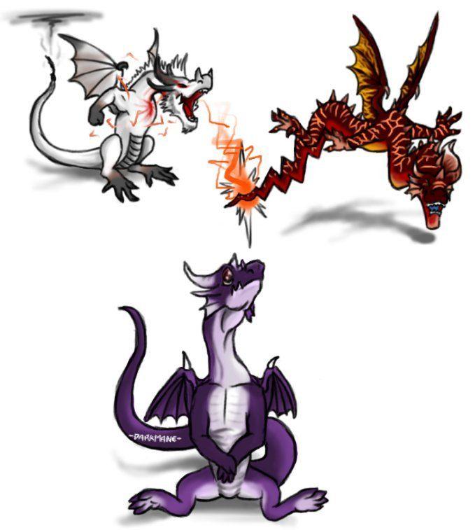 Chibi Monster Hunter- Fatalis By DarkmaneTheWerewolf On