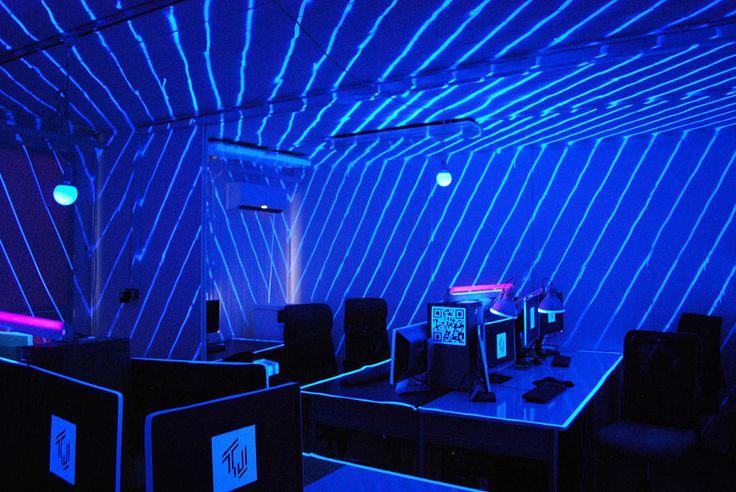 TJ ARCHITEKTI | UV Instalace