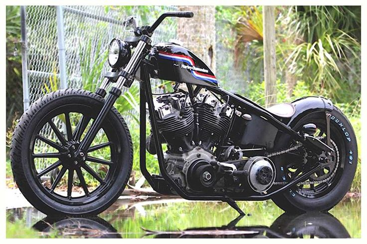HD | Bobber Inspiration - Bobbers and Custom Motorcycles | saltadkaramell October 2014