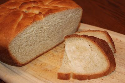 Homemade bread using a traditional Basque recipe. It's so good!