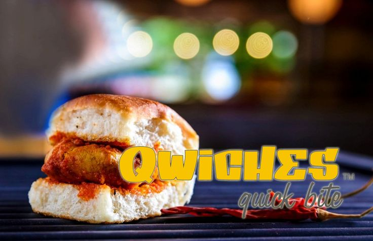 You can never go wrong with a Spicy Vada Pav.
