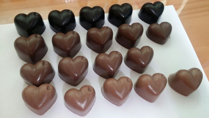 chocolate soap