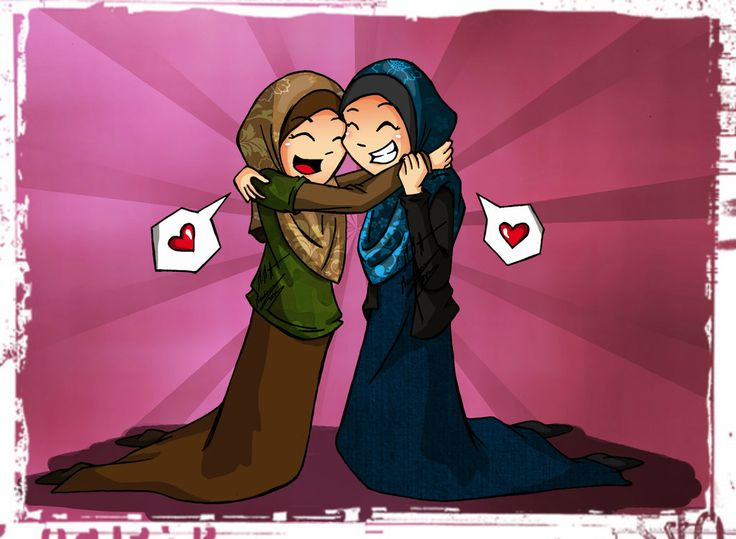347 Best Hijab Animations Images On Pinterest