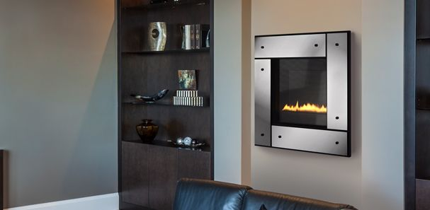 This Revo Heat N Glo Is Easy To Hang On The Wall Vertical Or Horizontal It Is Ready For Your Home Gas Fireplace