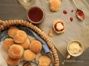 #Scones made with #Thermomix - #recipe