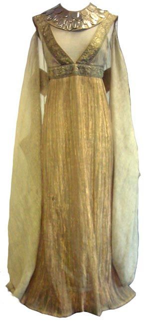 Reproduction Egyptian dress