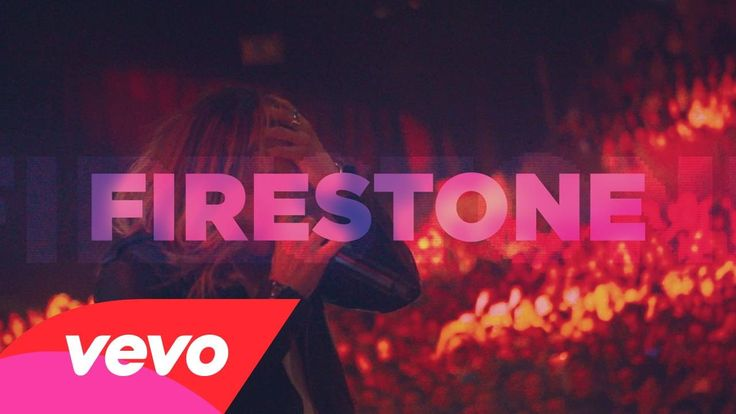 Kygo - Firestone (Lyric Video) ft. Conrad Sewell // tropical house . edm . dance