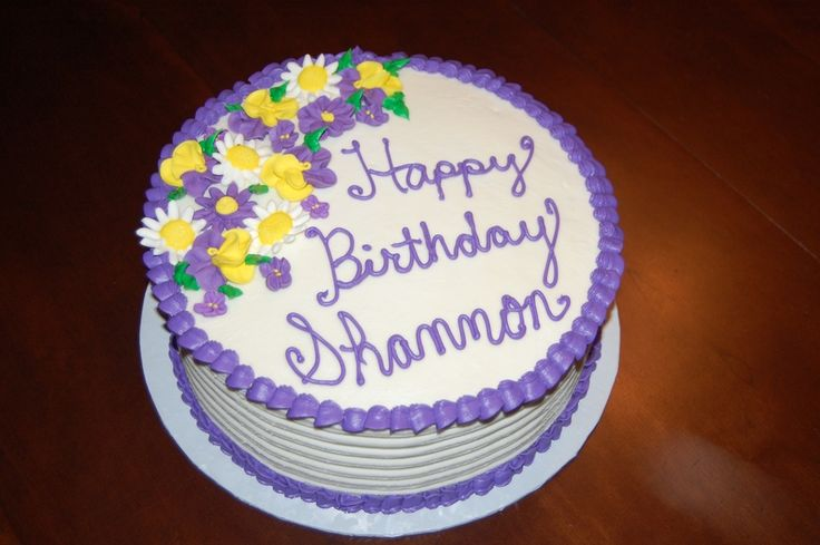 Happy Birthday Shannon Cakes Happy Birthday Wishes