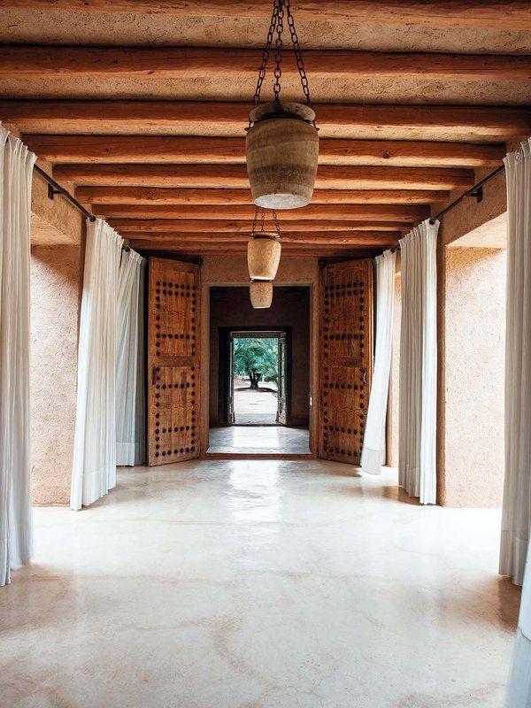 Una casa con esencia bereber