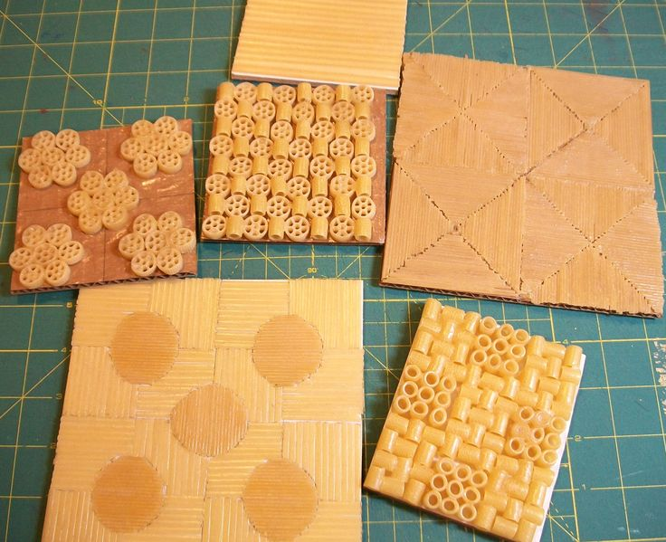Craftside: Guest Post from Julie Booth, Author of the Upcoming Book Fabric Printing at Home - How to Make Pasta Print Blocks